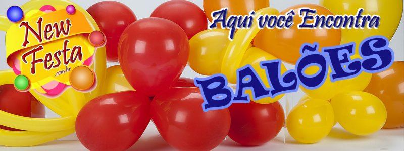 Baloes New Festa